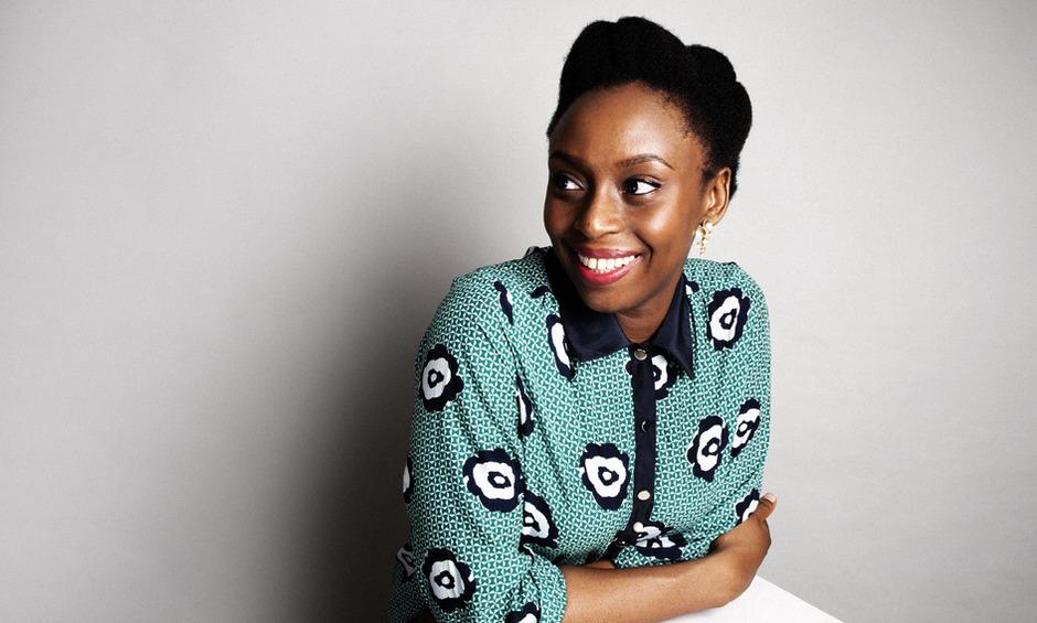 The day I met Chimamanda Ngozi Adichie