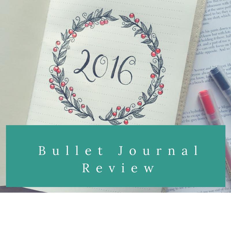 Le Bullet Journal : mon avis après 1 an d'utilisation