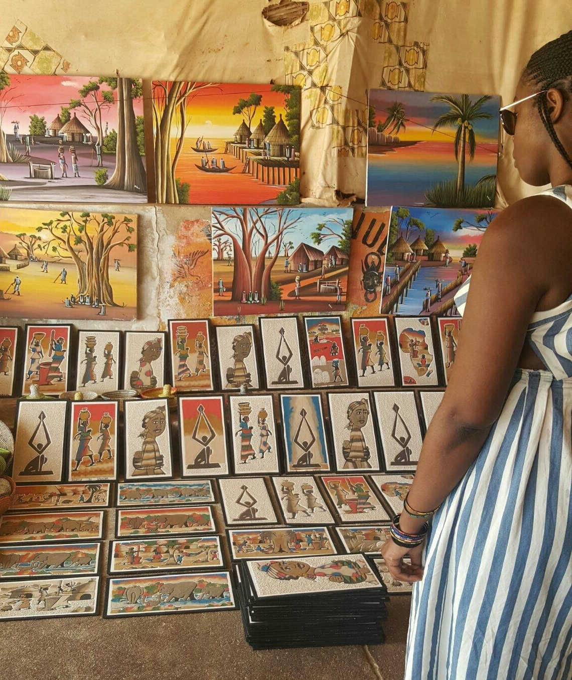 we-sisterhood-dakar-21-lac-rose-retba-femme-noire-art-africain