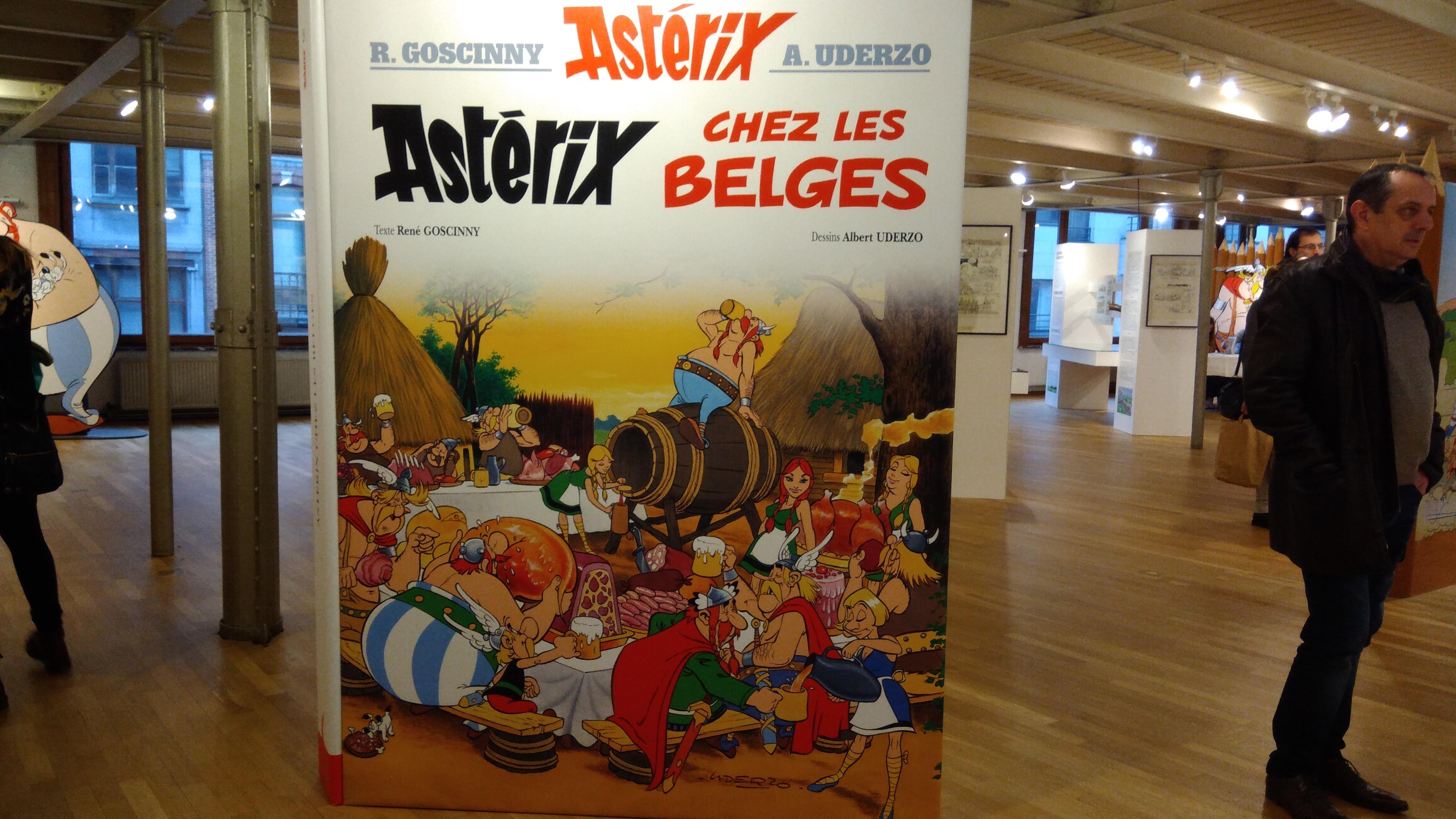 Bruxelles, Berlin… Aller là où il n'y a rien à voir